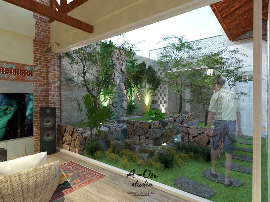 A-On Studio House Of Azwar Setiabudi, South Jakarta City, Jakarta, Indonesia Setiabudi, South Jakarta City, Jakarta, Indonesia Rev3Lt3A230117 Tropis,modern 34733