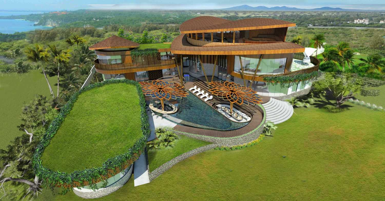 Inspiralarchitects The Rajah Residence Pecatu, South Kuta, Badung Regency, Bali, Indonesia Pecatu, South Kuta, Badung Regency, Bali, Indonesia 02Smaller Kontemporer,wood 33856