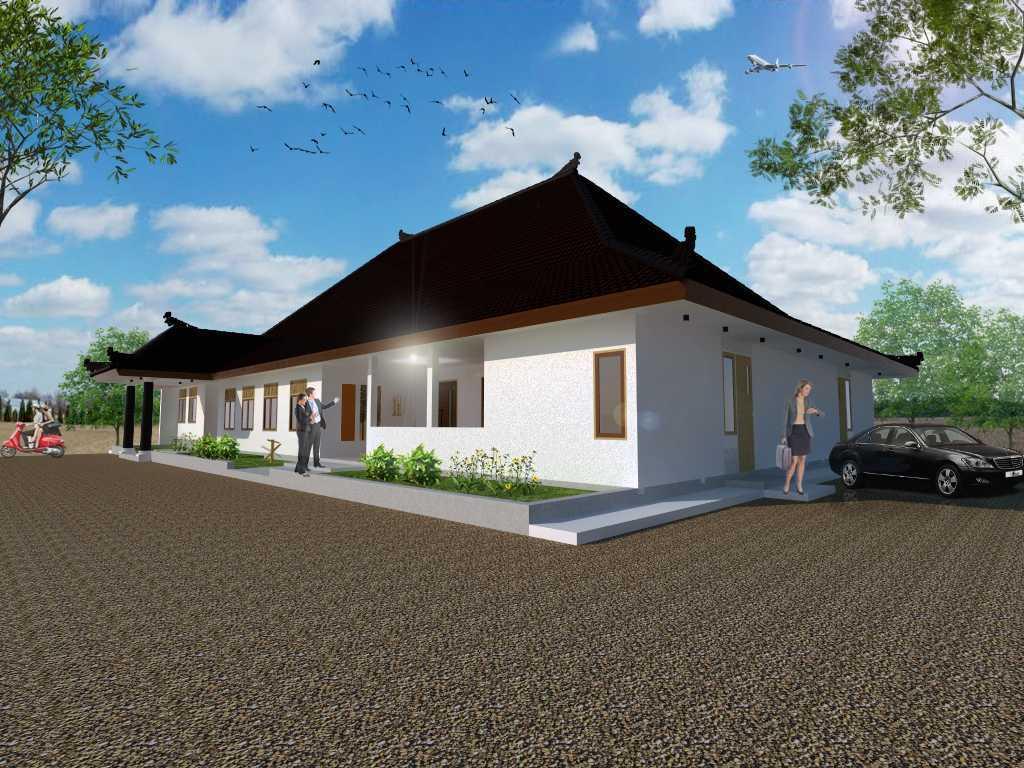 Pasteur Design Studio Project Gedung Utama Dinas Sosial Cirebon Cirebon, Cirebon City, West Java, Indonesia  Perspektif-4 Tradisional 34784