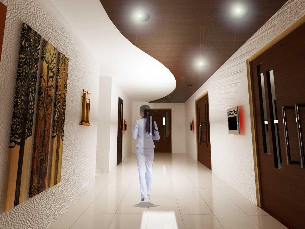 Foto inspirasi ide desain koridor dan lorong tradisional R-koridor-1 oleh PASTEUR DESIGN STUDIO di Arsitag