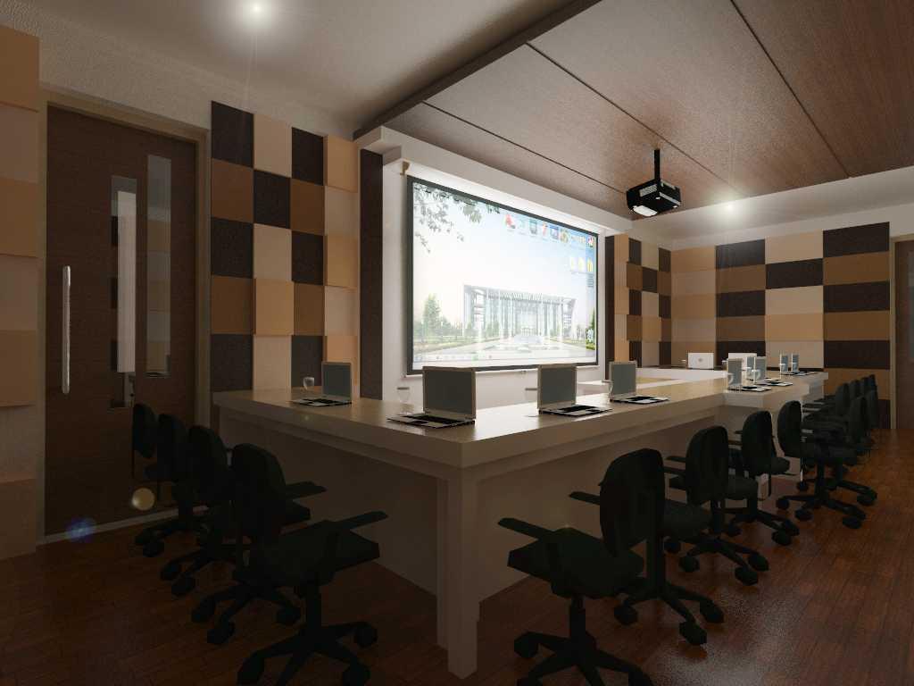 Foto inspirasi ide desain ruang kerja tradisional R-rapat oleh PASTEUR DESIGN STUDIO di Arsitag