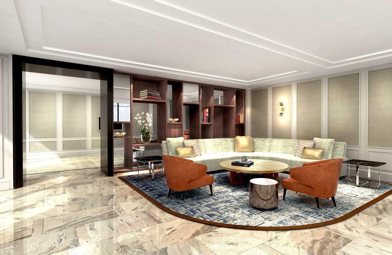 Studio Dinding Penthouse Executive Office Jakarta, Indonesia Jakarta, Indonesia 20170713013750  34766