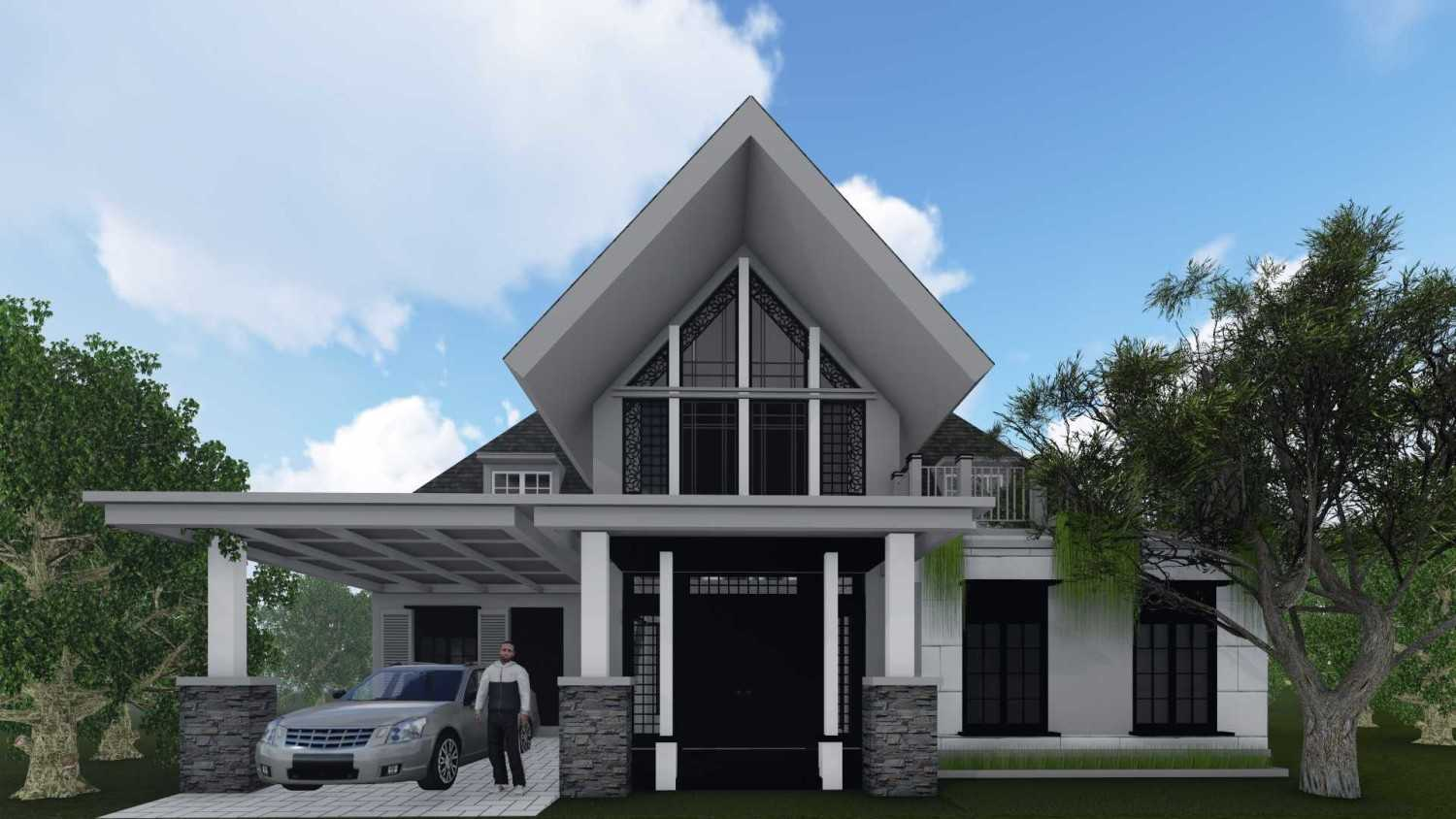 Jasa Design and Build Raden Architect di Padang