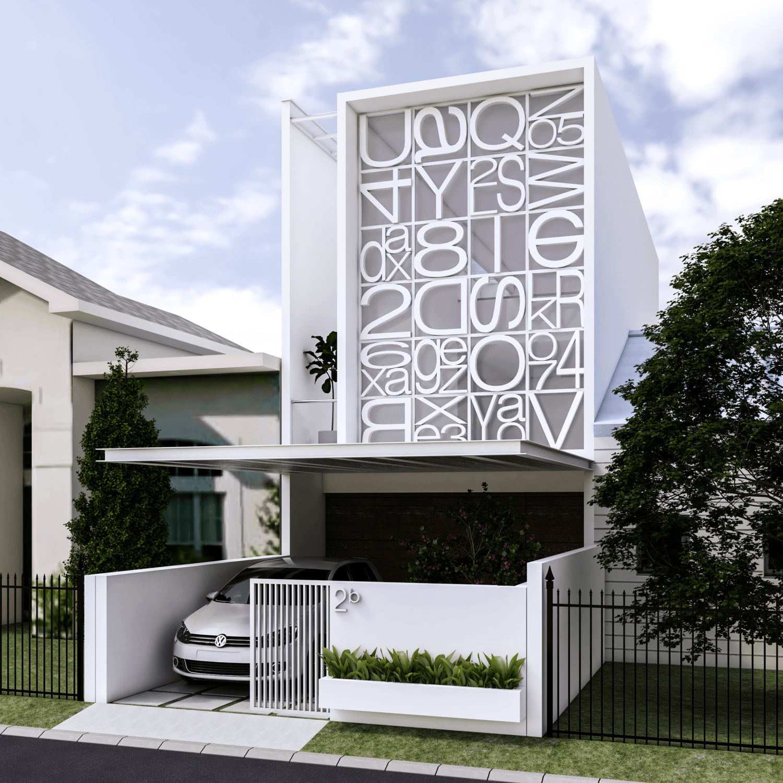 .interval .house At Kopo Bandung, Kota Bandung, Jawa Barat, Indonesia Tasikmalaya, Jawa Barat, Indonesia View-4 Minimalis,modern 36569