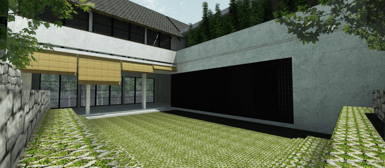 Studio Benang Merah A-1702 Ase House Bandung, Kota Bandung, Jawa Barat, Indonesia Bandung, Kota Bandung, Jawa Barat, Indonesia View-5-Done Modern 36899