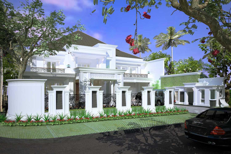 A N J A R S I T E K Classical House - Renon / Denpasar - Bali Renon, South Denpasar, Denpasar City, Bali, Indonesia Renon, South Denpasar, Denpasar City, Bali, Indonesia 3D Image View-1 Klasik 35300