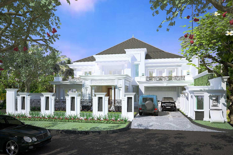 A N J A R S I T E K Classical House - Renon / Denpasar - Bali Renon, South Denpasar, Denpasar City, Bali, Indonesia Renon, South Denpasar, Denpasar City, Bali, Indonesia 3D Image View-2 Klasik 35301