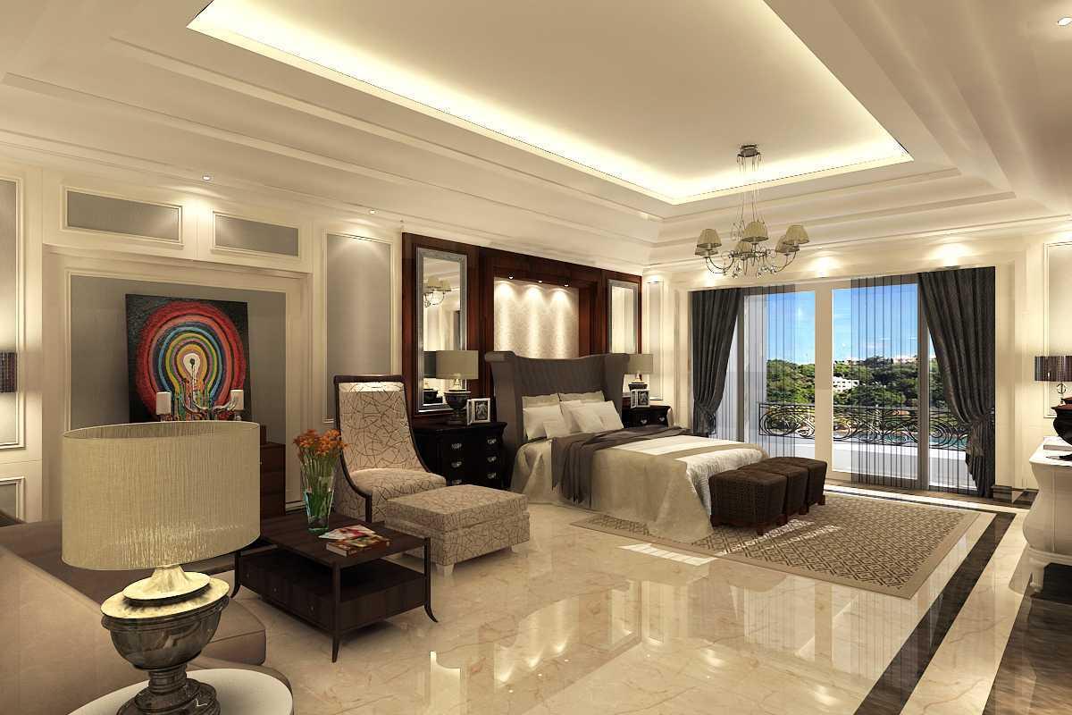 A N J A R S I T E K Classic House - Renon / Bali Renon, South Denpasar, Denpasar City, Bali, Indonesia Renon, South Denpasar, Denpasar City, Bali, Indonesia Master-Bed-Room-View-1 Klasik 36074