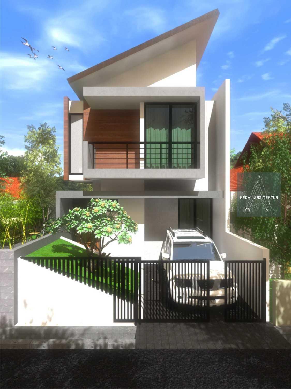 Kedai.arsitektur House In Cilebut Jl. Pendidikan 2, Cilebut, Cilebut Bar., Sukaraja, Bogor, Jawa Barat 16157, Indonesia  Rmh-Cilebut-Image-2 Modern 35880