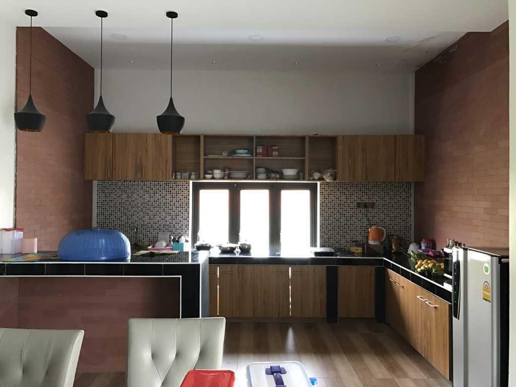 Ardea Architects Guest House - Pt.japfa Myo Thar, Myanmar (Burma) Myo Thar, Myanmar (Burma) Kitchen Area Industrial 40407