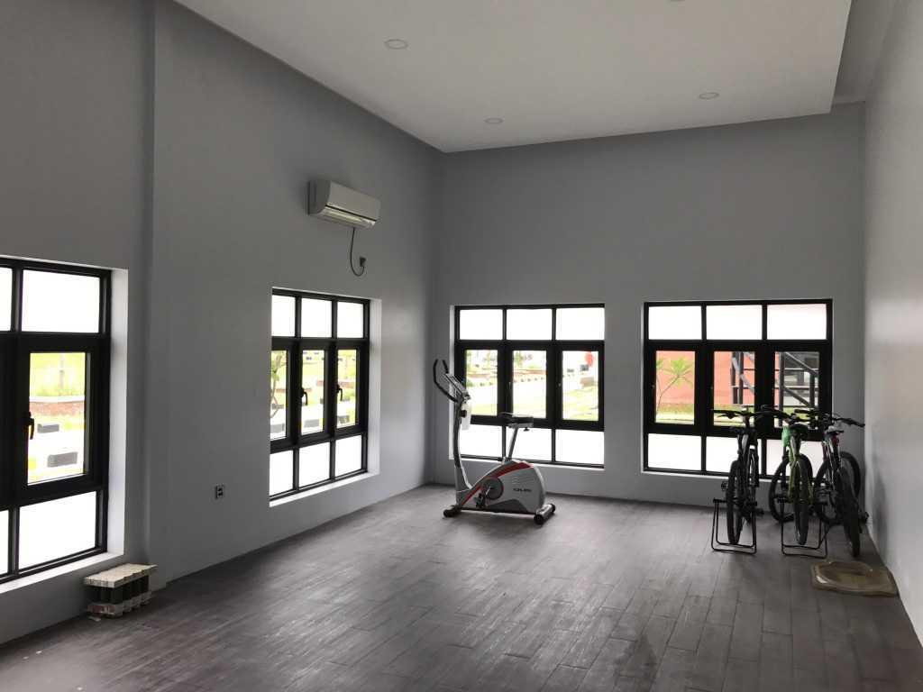 Ardea Architects Guest House - Pt.japfa Myo Thar, Myanmar (Burma) Myo Thar, Myanmar (Burma) Multifunction Room Industrial 40410