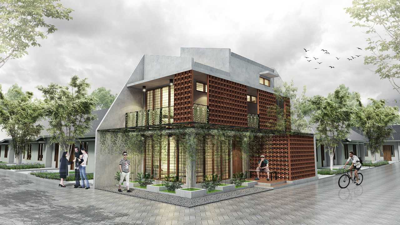 Jasa Design and Build ARDEA architects di Semarang