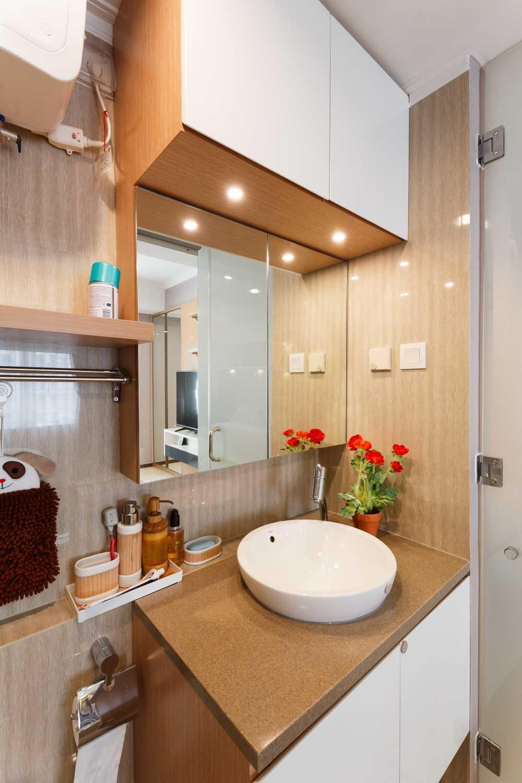 Foto inspirasi ide desain ruang keluarga skandinavia Img3717 oleh ARTE Living di Arsitag