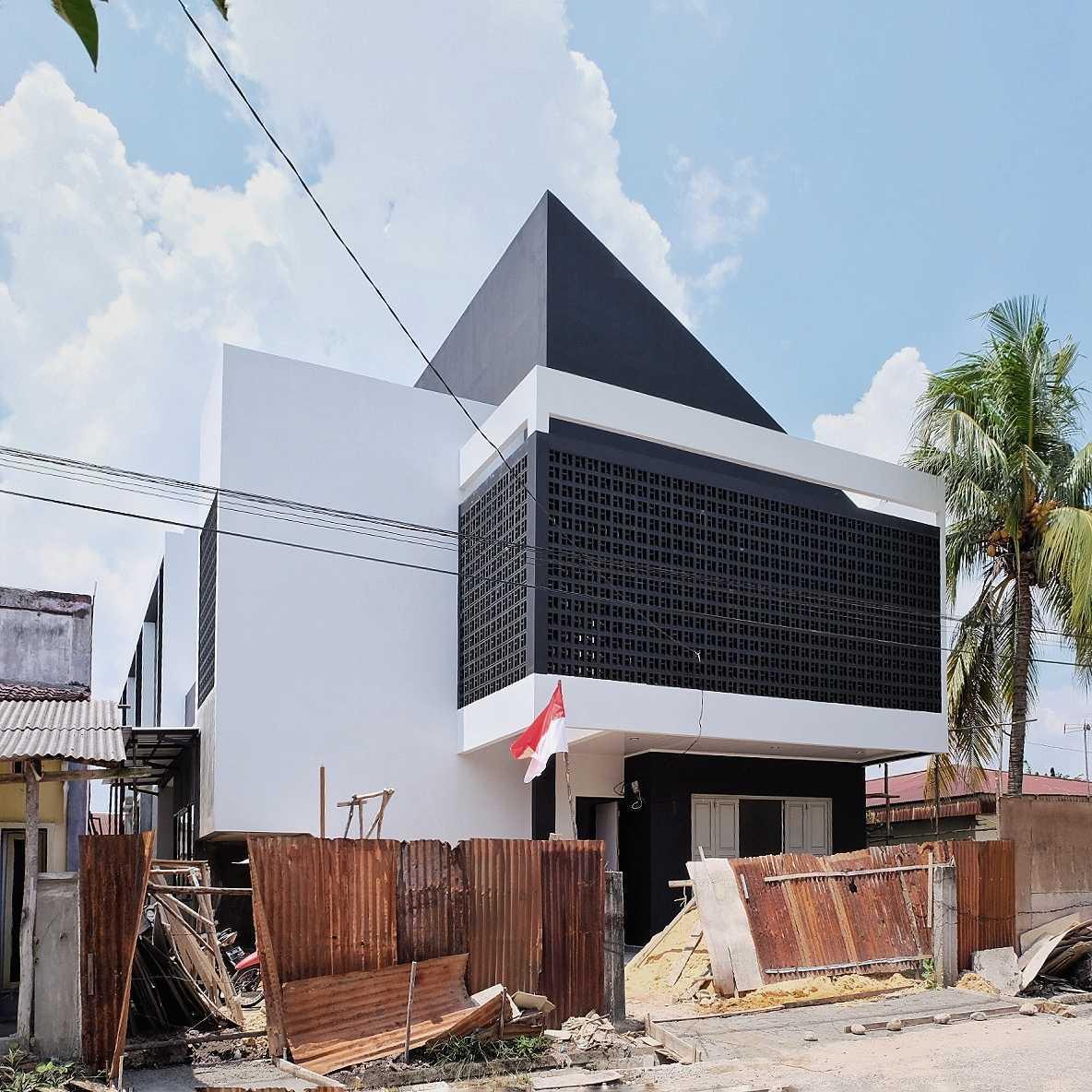 Xoa Design Ampi Boarding House Pekanbaru, Kota Pekanbaru, Riau, Indonesia Pekanbaru, Kota Pekanbaru, Riau, Indonesia Front View Contemporary,kontemporer 39313