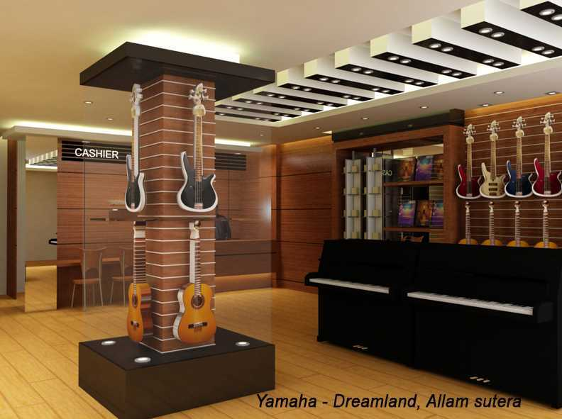 Rut Lanty Yamaha Music Square Jabodetabek, Indonesia Jl. Jalur Sutera, Kunciran, Pinang, Kota Tangerang, Banten 15143, Indonesia Kop-View-4-Rev1 Modern 37031