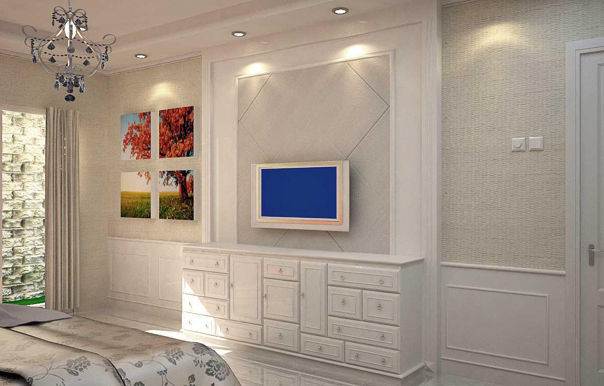 Foto inspirasi ide desain kamar tidur klasik 3c oleh Rut lanty di Arsitag