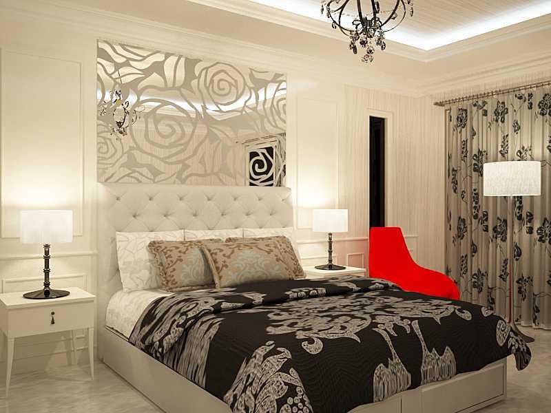Foto inspirasi ide desain kamar tidur industrial Step-5 oleh Rut lanty di Arsitag