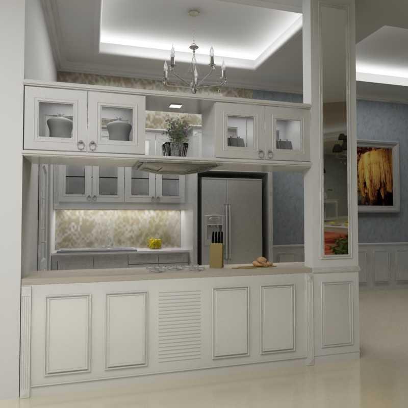 Foto inspirasi ide desain dapur klasik View2rev1 oleh Rut lanty di Arsitag