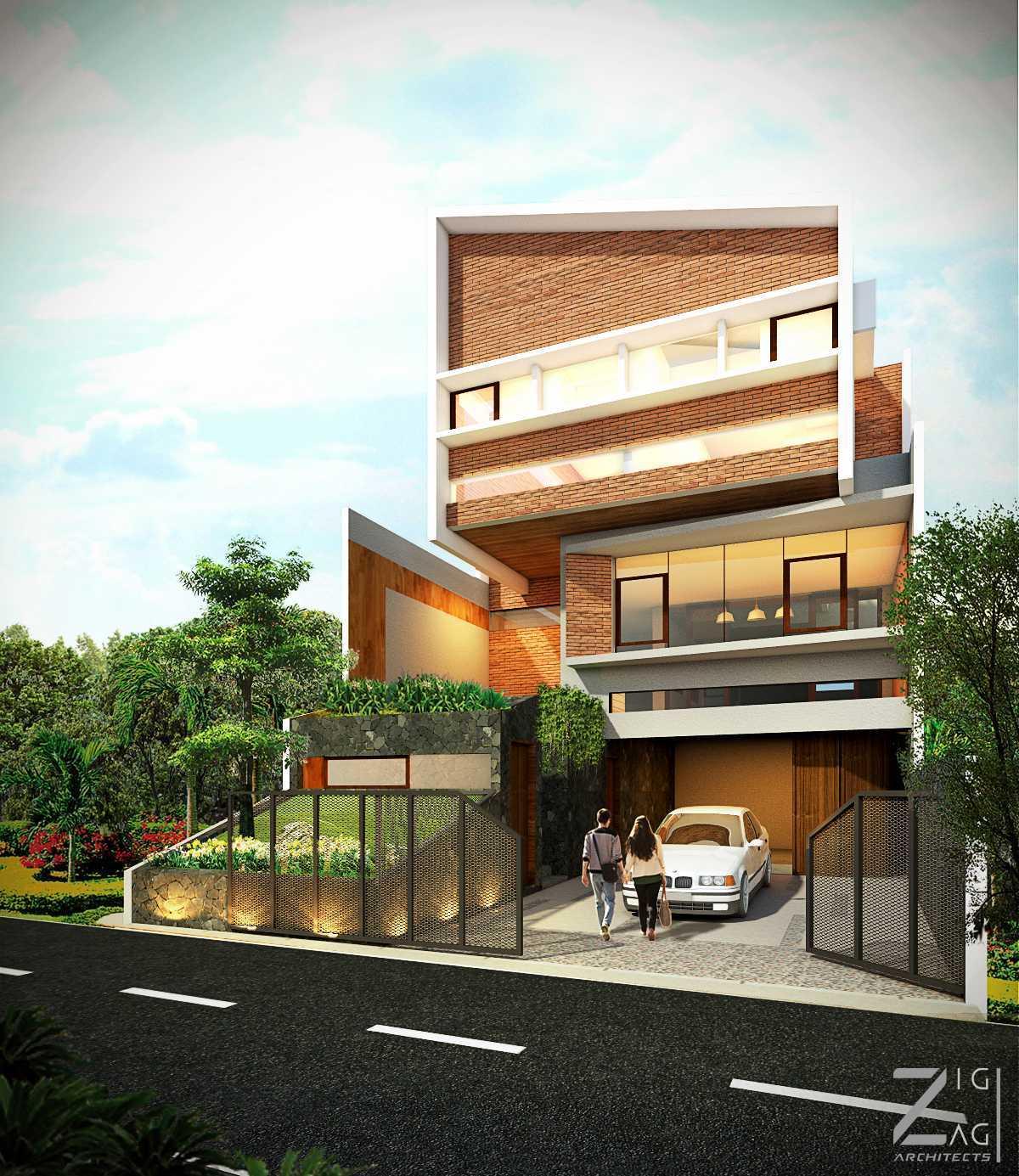 Zigzag Architecture Studio F House Kemang - Pedurenan Daerah Khusus Ibukota Jakarta, Indonesia Daerah Khusus Ibukota Jakarta, Indonesia Ampera-Copy  37002