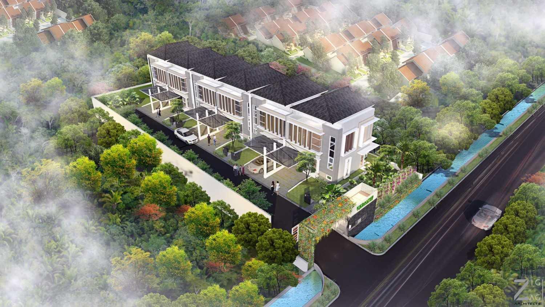Zigzag Architecture Studio Kedaung Townhouse Kota Tgr. Sel., Kota Tangerang Selatan, Banten, Indonesia Kota Tgr. Sel., Kota Tangerang Selatan, Banten, Indonesia Viewbirdeye22Logo  37061
