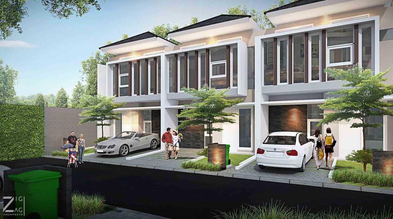 Zigzag Architecture Studio Kedaung Townhouse Kota Tgr. Sel., Kota Tangerang Selatan, Banten, Indonesia Kota Tgr. Sel., Kota Tangerang Selatan, Banten, Indonesia 2  37096