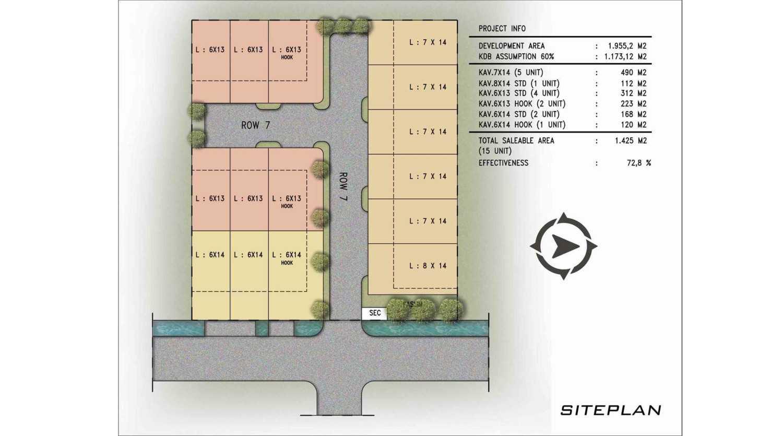 Zigzag Architecture Studio Kedaung Townhouse Kota Tgr. Sel., Kota Tangerang Selatan, Banten, Indonesia Kota Tgr. Sel., Kota Tangerang Selatan, Banten, Indonesia 3  37097