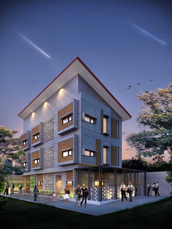 Zigzag Architecture Studio Kos-Kosan Ui Depok, Kota Depok, Jawa Barat, Indonesia Depok, Kota Depok, Jawa Barat, Indonesia Rumah1 Modern 37070
