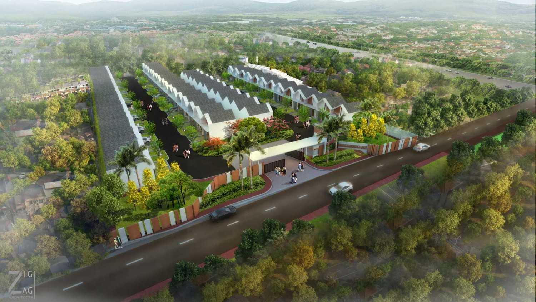 Zigzag Architecture Studio Cipamokolan Residence Bandung, Kota Bandung, Jawa Barat, Indonesia Bandung, Kota Bandung, Jawa Barat, Indonesia Viewaerial-Copy  37075
