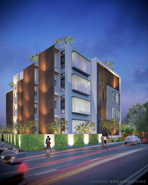 Zigzag Architecture Studio Lasta Residence Jakarta, Daerah Khusus Ibukota Jakarta, Indonesia Jakarta, Daerah Khusus Ibukota Jakarta, Indonesia Lasta-View1- Kontemporer 37099