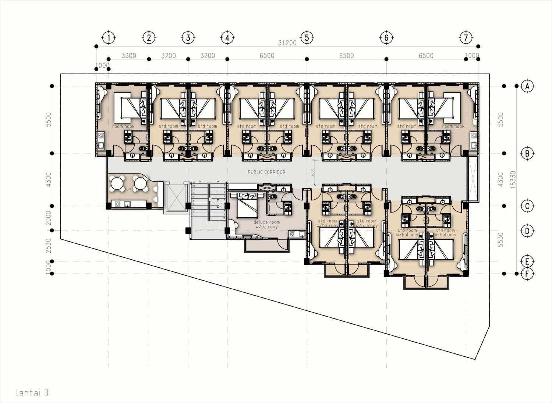 Zigzag Architecture Studio Lasta Residence Jakarta, Daerah Khusus Ibukota Jakarta, Indonesia Jakarta, Daerah Khusus Ibukota Jakarta, Indonesia Lt3120416 Kontemporer 37113