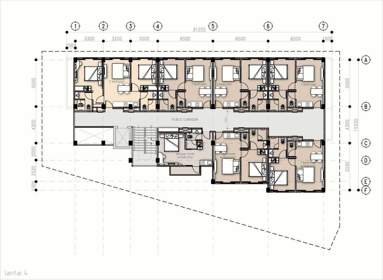 Zigzag Architecture Studio Lasta Residence Jakarta, Daerah Khusus Ibukota Jakarta, Indonesia Jakarta, Daerah Khusus Ibukota Jakarta, Indonesia Lt4120416 Kontemporer 37114
