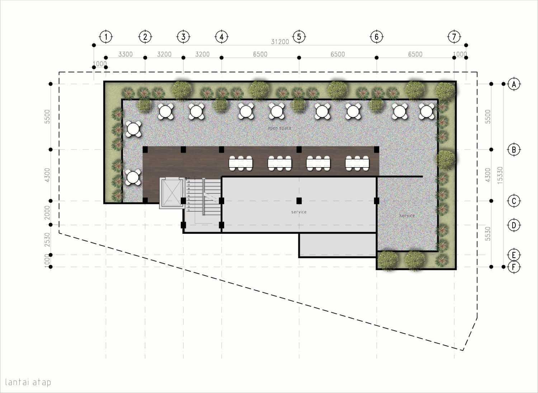 Zigzag Architecture Studio Lasta Residence Jakarta, Daerah Khusus Ibukota Jakarta, Indonesia Jakarta, Daerah Khusus Ibukota Jakarta, Indonesia Ltatap120416 Kontemporer 37115