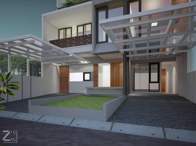 Zigzag Architecture Studio Pulomas House Daerah Khusus Ibukota Jakarta, Indonesia  01  37595