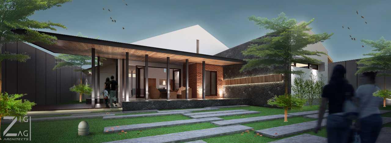 Zigzag Architecture Studio D House - Pekanbaru Pekanbaru, Kota Pekanbaru, Riau, Indonesia Pekanbaru, Kota Pekanbaru, Riau, Indonesia D House Pekanbaru - Yard Tropis 45570