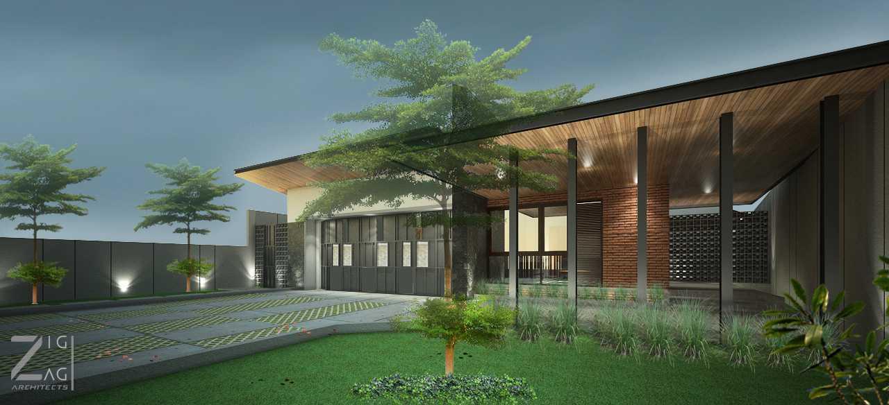 Zigzag Architecture Studio D House - Pekanbaru Pekanbaru, Kota Pekanbaru, Riau, Indonesia Pekanbaru, Kota Pekanbaru, Riau, Indonesia D House Pekanbaru - Yard Tropis 45571