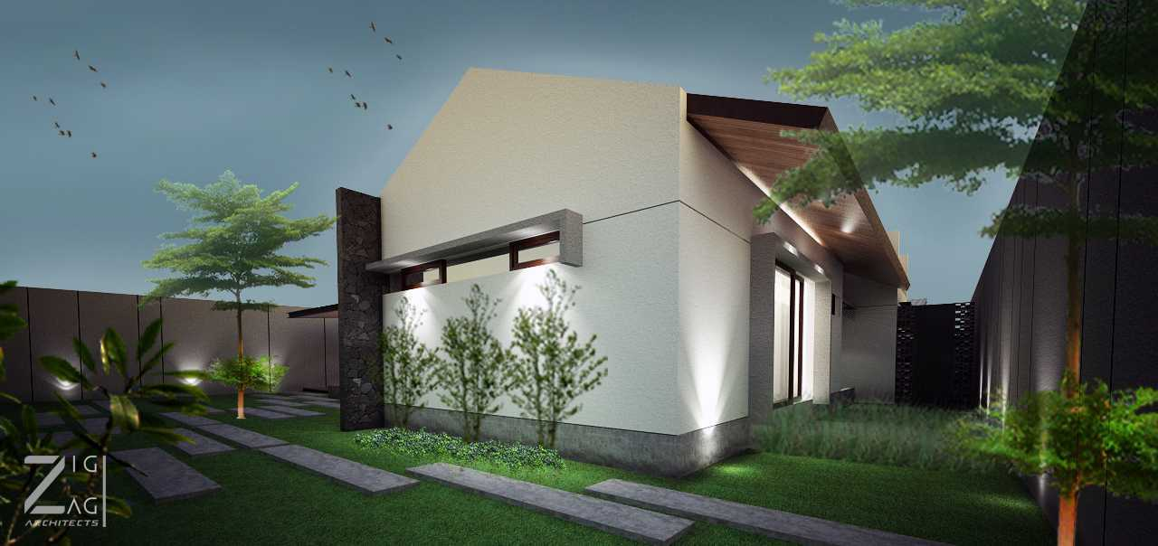 Zigzag Architecture Studio D House - Pekanbaru Pekanbaru, Kota Pekanbaru, Riau, Indonesia Pekanbaru, Kota Pekanbaru, Riau, Indonesia D House Pekanbaru - Backyard Tropis 45572