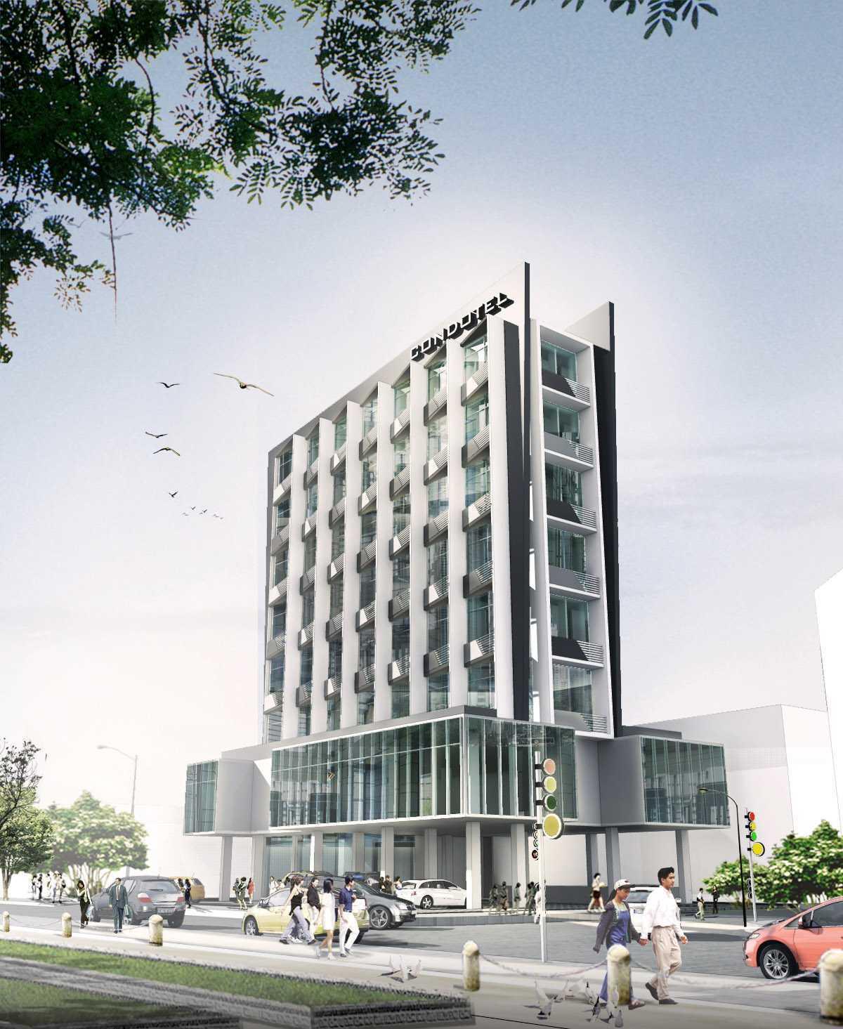 Img Architects Cempaka Putih Condotel   22  37565