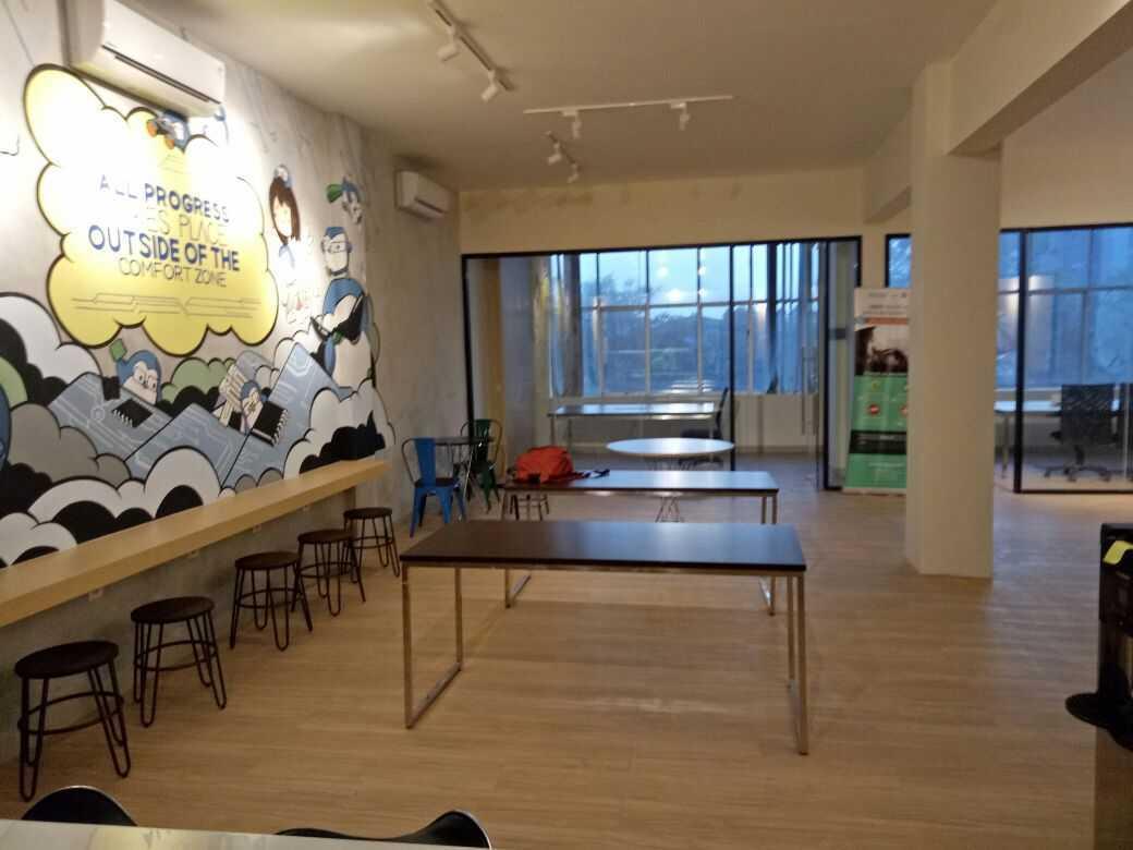 Project Taralite Office Desain Arsitek Oleh Koen Design