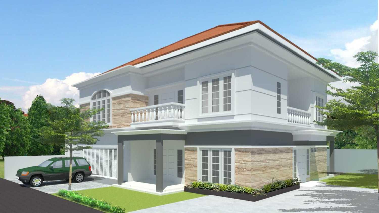 Epicnesia Architect Rumah Tinggal Kediri Kediri, Jawa Timur, Indonesia Kediri, Jawa Timur, Indonesia Facade View Contemporary 46959