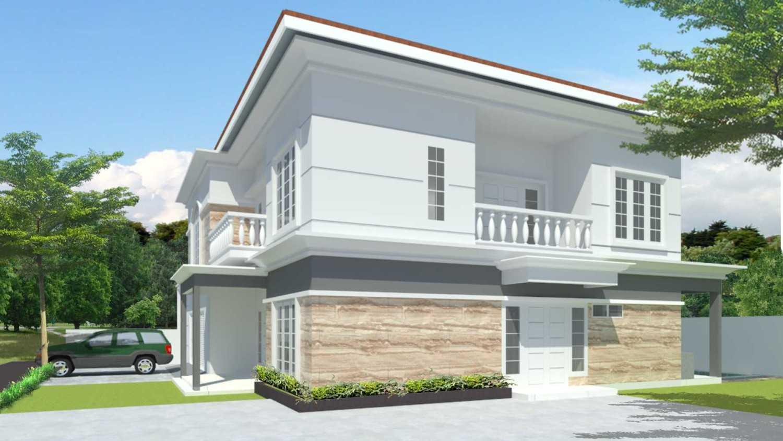 Epicnesia Architect Rumah Tinggal Kediri Kediri, Jawa Timur, Indonesia Kediri, Jawa Timur, Indonesia Exterior View  46960