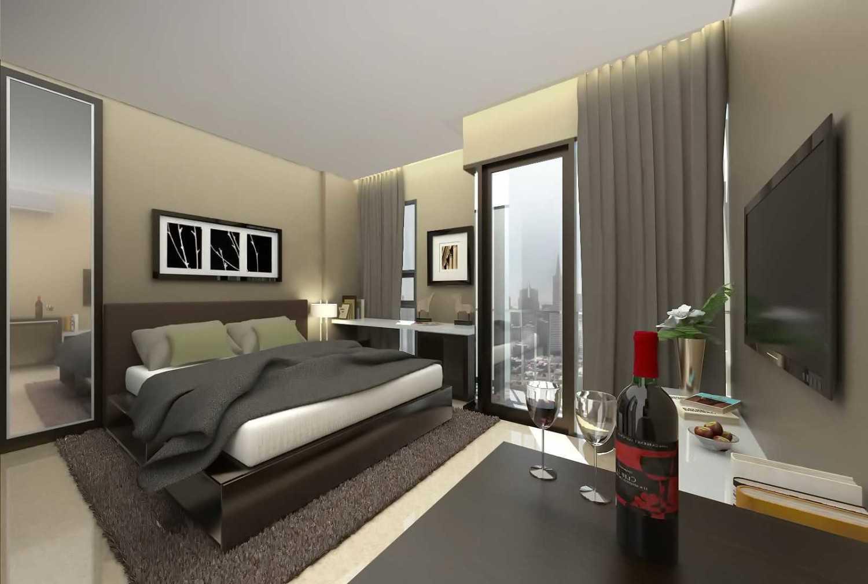 Foto inspirasi ide desain kamar tidur industrial Bedroom oleh Archwork di Arsitag