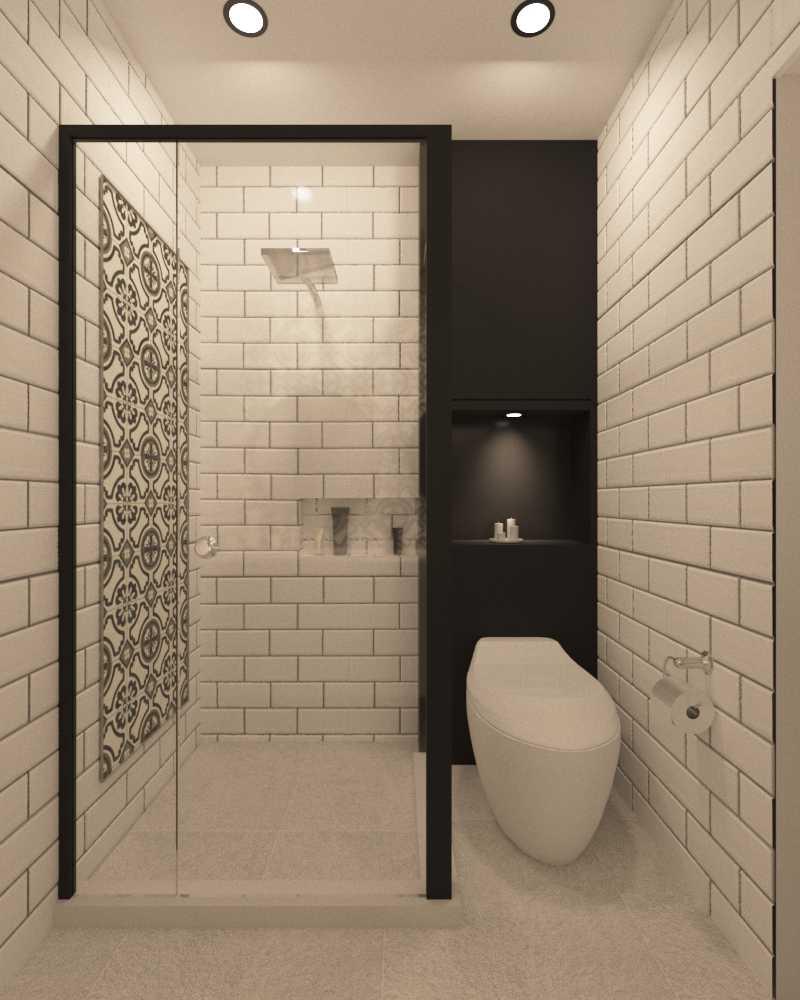 Novelia M's Bedroom Jakarta, Daerah Khusus Ibukota Jakarta, Indonesia Jakarta, Daerah Khusus Ibukota Jakarta, Indonesia Bathroom2 Modern,skandinavia 38566