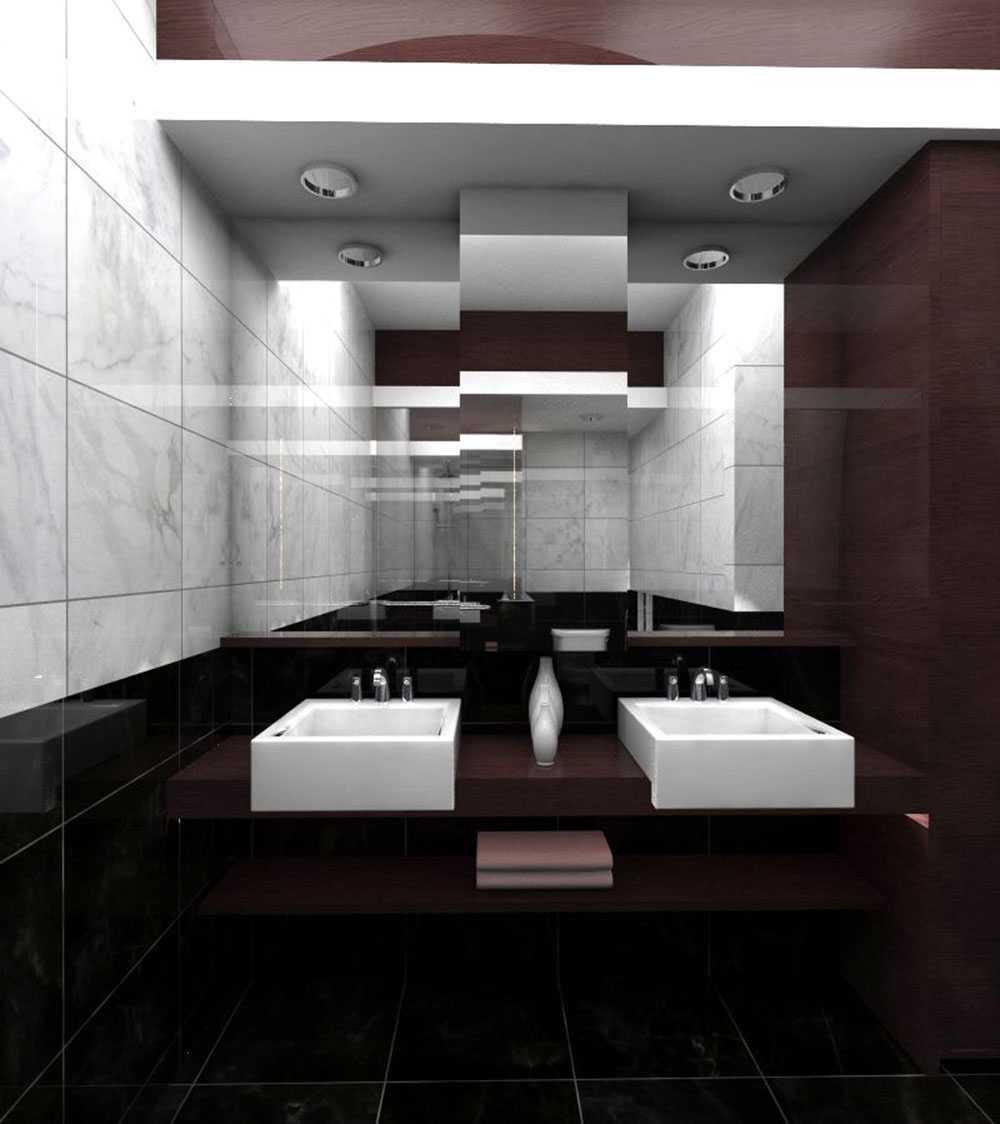 Vastu Tips For Toilet And Bathroom: Project Urban House At Solo Desain Arsitek Oleh Vastu