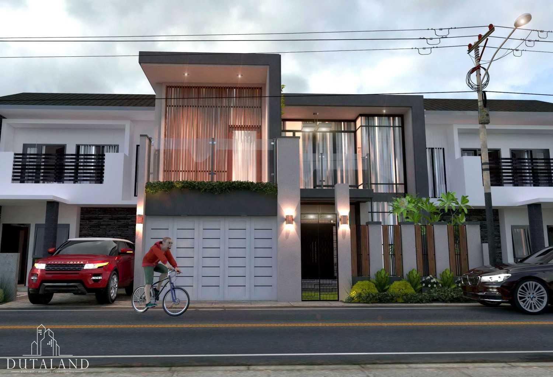 Dutaland Rumah Seroja Kota Medan, Sumatera Utara, Indonesia Kota Medan, Sumatera Utara, Indonesia Rumah Seroja - Front View Minimalist 41525