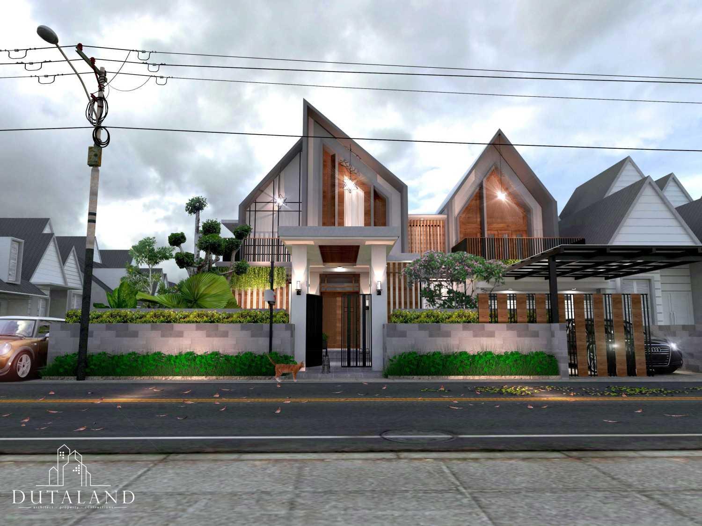 Dutaland Villa Setia Budi Kota Medan, Sumatera Utara, Indonesia Kota Medan, Sumatera Utara, Indonesia Villa Setia Budi - Front View Contemporary 41534