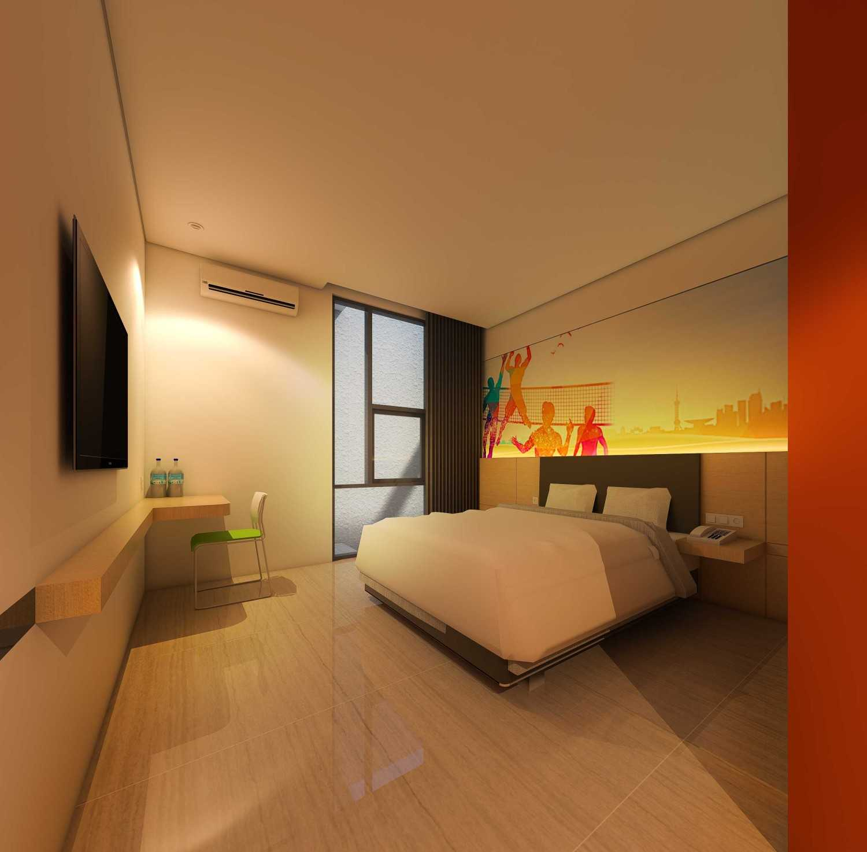 Cnd Architect Hotel Sinar Sport Bengkulu - Extension Bengkulu, Kota Bengkulu, Bengkulu, Indonesia Bengkulu, Kota Bengkulu, Bengkulu, Indonesia Bedroom Hotel  43732