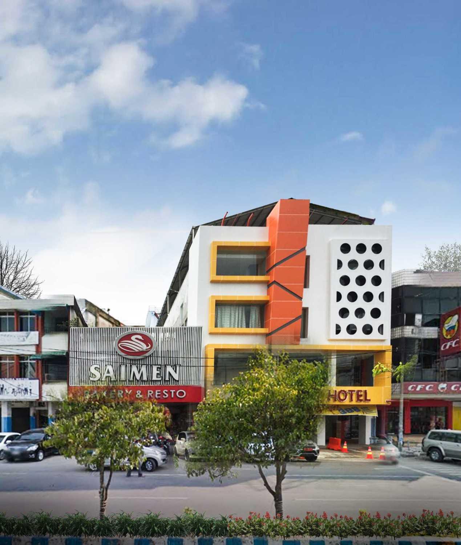 Cnd Architect Hotel Sinar Sport Bengkulu - Extension Bengkulu, Kota Bengkulu, Bengkulu, Indonesia Bengkulu, Kota Bengkulu, Bengkulu, Indonesia Exterior View  43733