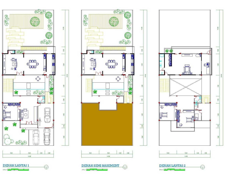 Cv. Infinity Build, Design, Property Rumah Minimalis Kota Baru Parahyangan Padalarang, Kabupaten Bandung Barat, Jawa Barat, Indonesia  Floorplan Minimalist 40047
