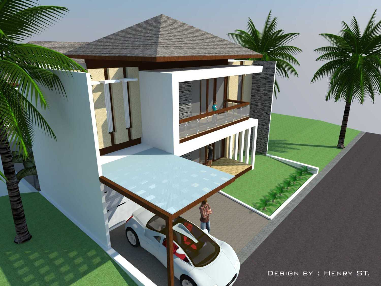 Cv. Infinity Build, Design, Property Rumah Minimalis Kota Baru Parahyangan Padalarang, Kabupaten Bandung Barat, Jawa Barat, Indonesia  Bird Eye View Minimalist 40049