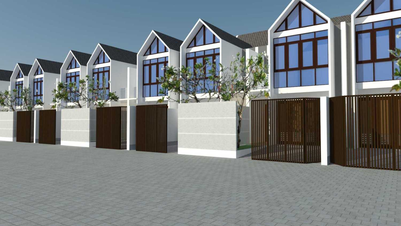 Cv. Infinity Build, Design, Property Scandinavian House Bandung, Kota Bandung, Jawa Barat, Indonesia Bandung, Kota Bandung, Jawa Barat, Indonesia Facade View Skandinavia 46842
